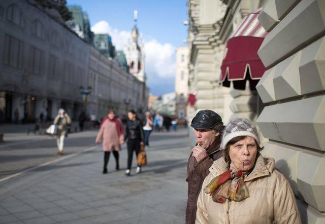 """프로젝트 """"ZZ"""". 미국 국민은 러시아 국민의 빈곤과 중부의 억압에 대해 슬퍼합니다."""
