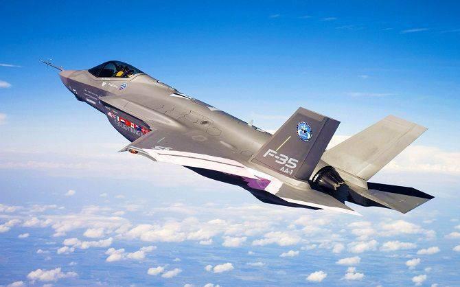 미군, 신뢰할 수없는 F-35에 대한 불평