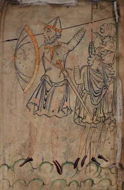Il mistero dell'arazzo di Bayeux e la battaglia di Hastings (parte di 2)