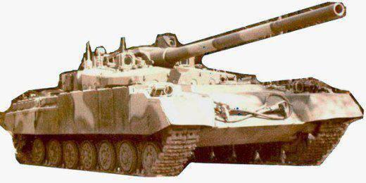 ロシアのT-14「アルマタ」と「秘密の」ソビエト戦車オブジェクト490:詳細