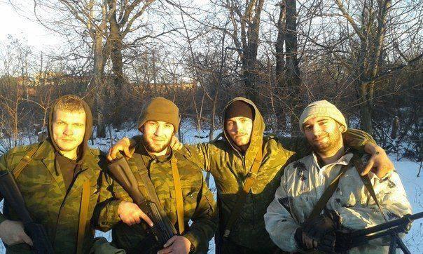 러시아 자원 봉사자 Vereshchagin : 나는 우크라이나의 나치에 맞서 싸웠다.