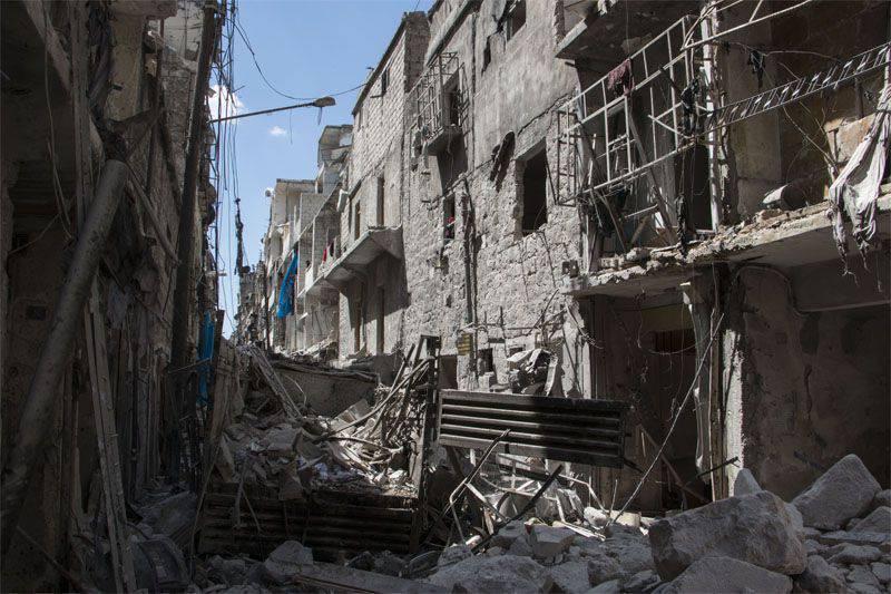 Suriye, Türkiye'nin eylemlerini sert eleştiren BM Güvenlik Konseyi'ne bir mektup gönderdi.