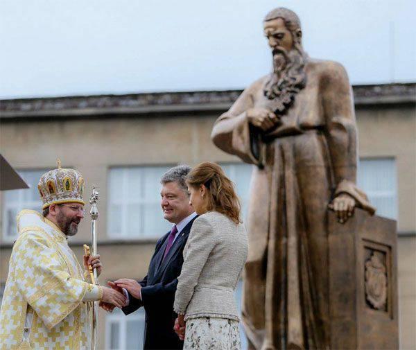 Poroshenko, 우크라이나 시민들의 삶의 질 저하에 대한 비난