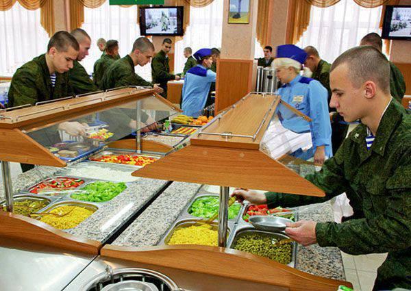 러시아 국군의 배후 일