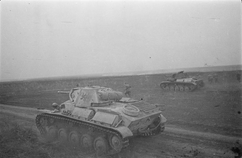 Неравные танковые дуэли. Часть 1. Т-70 против «Пантеры»
