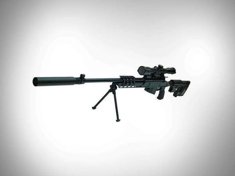 CB-98에서 총기 난사를하는 공수 저격병
