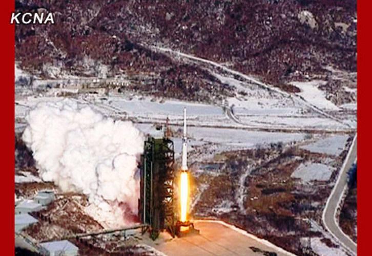 北朝鮮は屋根の下にその宇宙港を隠す
