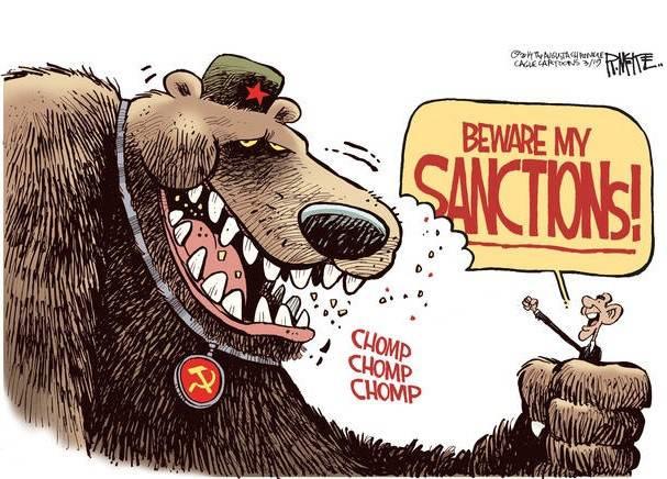 Sanctions et naissance de la nouvelle Russie