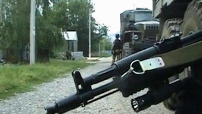 Selon les résultats de la destruction de militants en Ingouchie, une affaire pénale