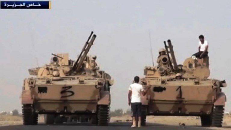 Les forces de Prosaud ont commencé à utiliser BMP-3 et Cornet-E au Yémen