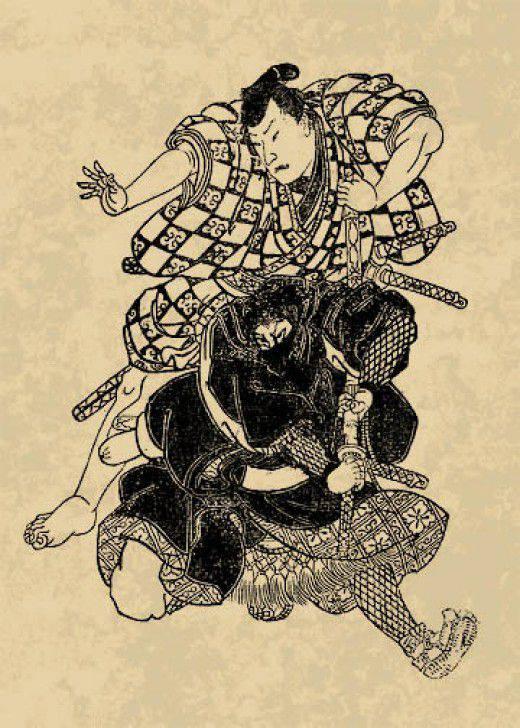 Samurai e Ninja (seconda parte)