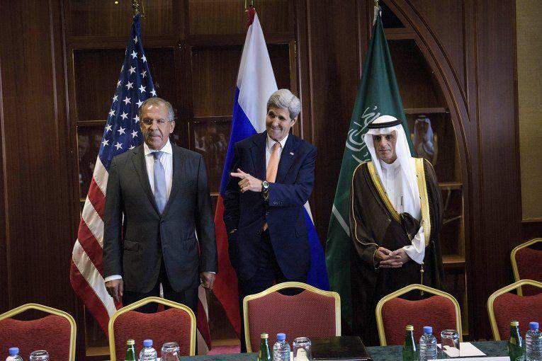 ロシア、サウジアラビアおよび米国はシリアに同意しなかった