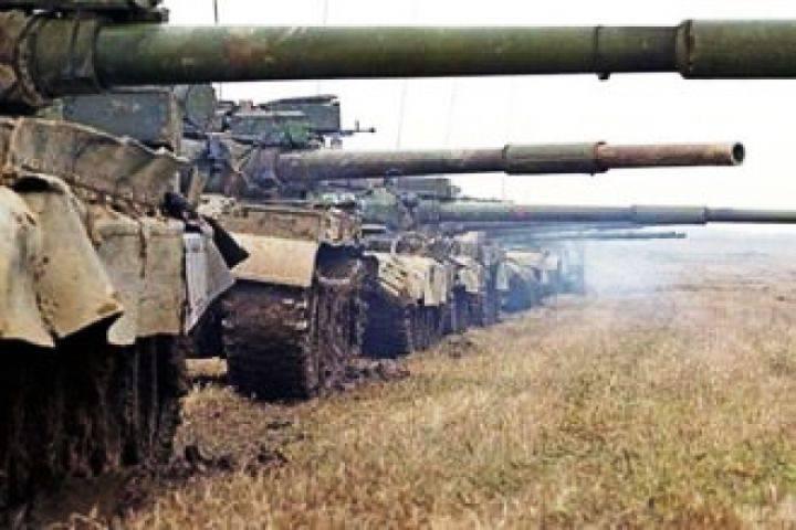 Kiev n'a pas accepté de retirer du matériel d'un certain nombre de sections de la ligne de contact