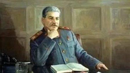 Stalin I.V. A.S. ile Söyleşi Yakovlev 26 Mart yılın 1941