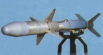 BARB (Güney Afrika), radar önleyici bomba projesine rehberlik etti