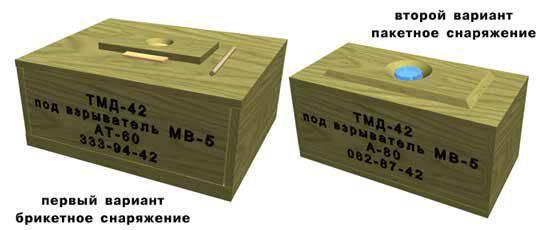 Miniera anti-carro TMD-42