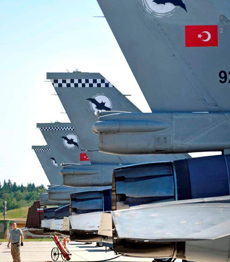 미국과 터키, IG와 합동 가동