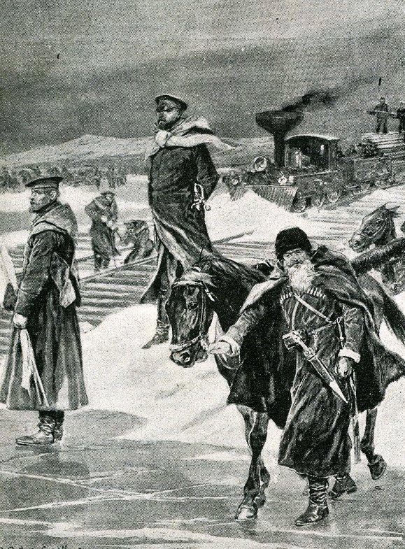 Las primeras tropas ferroviarias del mundo eran de Rusia. Para las vacaciones ZhDV