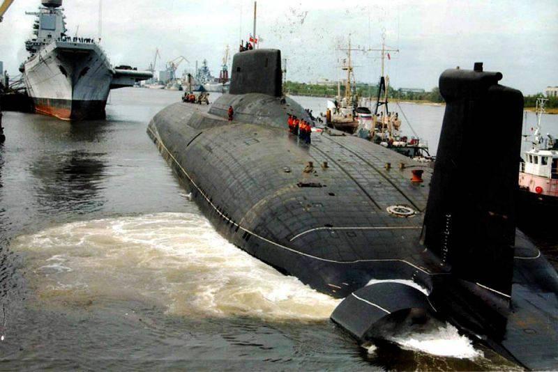 "2020 g에 처분 된 핵 잠수함 ""Severstal""과 ""Arkhangelsk"""