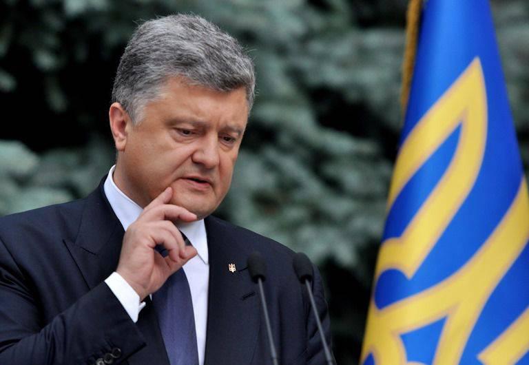 Poroshenkoはアメリカ議会の代表団と会いました