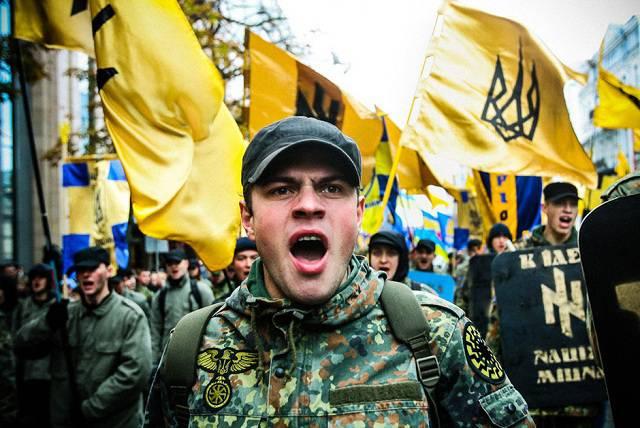 Bandera néo-fascistes mieux surestimer que sous-estimer