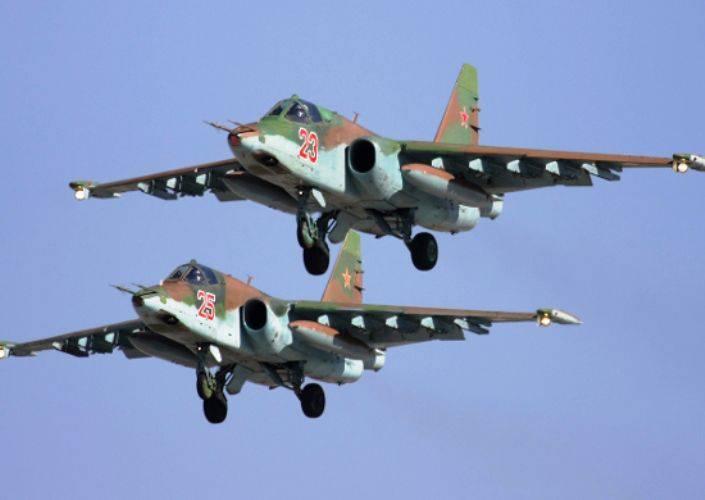 Su-25 equipaggia radar più avanzati