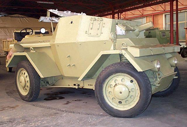 Zırhlı araç Lancia Lince (İtalya)