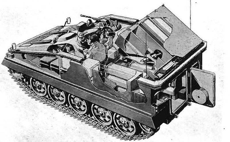 Savaş araçlarına monteli tanksavar füzeleri