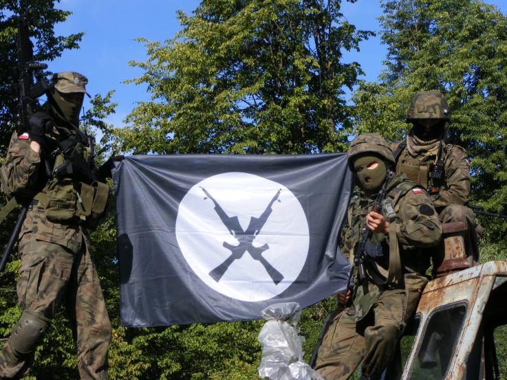 ウクライナのバンデラに対するポーランドの民族主義者