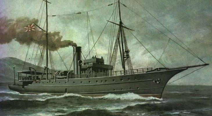 소련 - 일본 전쟁에서 태평양 함대 수역 보호