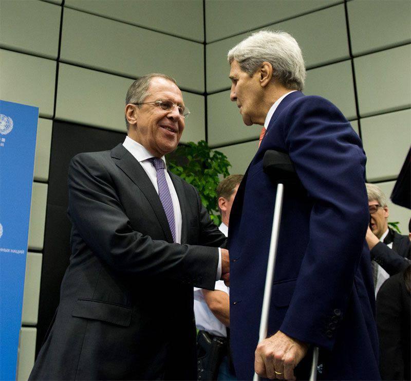 Sergei Lavrov ha affermato che l'iniziativa di Vladimir Putin in termini di lotta contro l'ISIS ha interessato la comunità mondiale