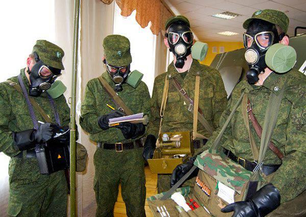 Un nouveau terrain d'entraînement pour la préparation des unités RCBZ a ouvert ses portes à Kostroma