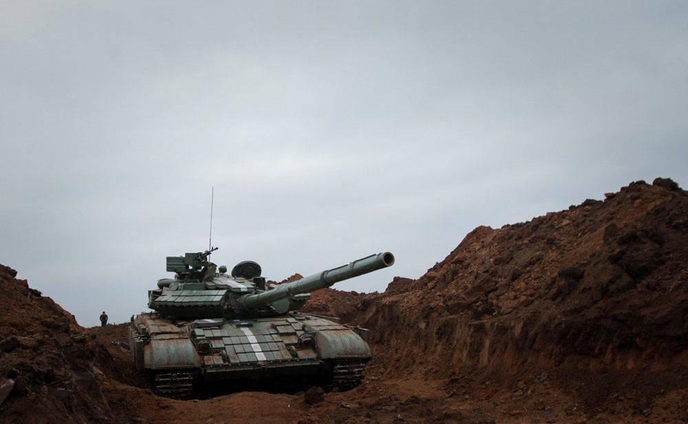 Обострение ситуации под Донецком. Киев заявил об угрозе срыва минских соглашений