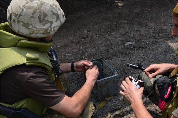 """L'état-major des forces armées ukrainiennes accuse le général russe Lentsov d'être impliqué dans l'exacerbation de la situation dans le Donbass et raconte comment les forces armées ukrainiennes ont forcé les miliciens à se """"diriger"""""""