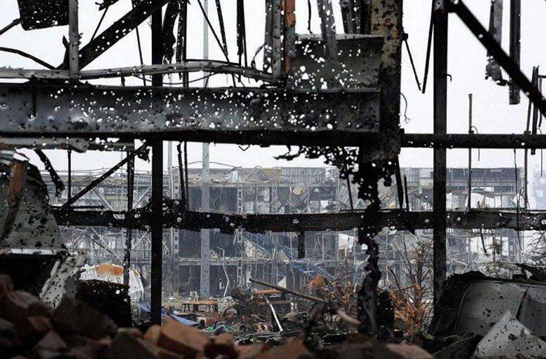 Die Behörden der DVR übergaben die sterblichen Überreste der ukrainischen 509-Soldaten, die während der Kämpfe in der Nähe von Debalzew und auf dem Flughafen von Donezk ums Leben gekommen waren, an Kiew