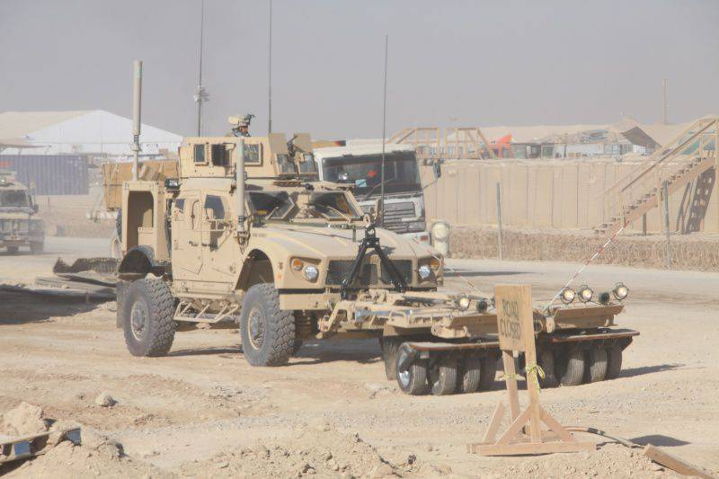 Changing tasks for MRAP: life after Afghanistan