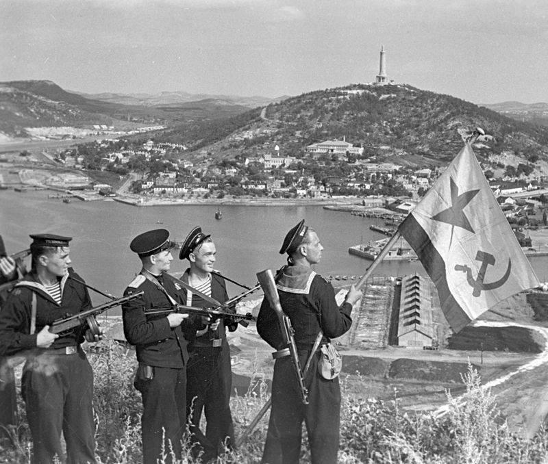 """L'Union soviétique a sauvé le monde d'une """"bataille décisive au Japon"""""""