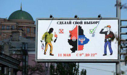 """DPR Bankası çalışmalarına başladı - """"birleşik Ukrayna"""" chimerasına bir başka darbe"""