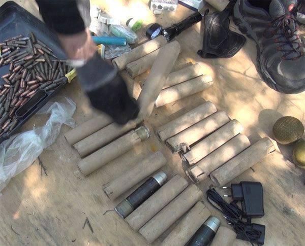 Au cours d'une opération spéciale au Daghestan, trois chefs de gangs de l'underground ont été détruits en même temps