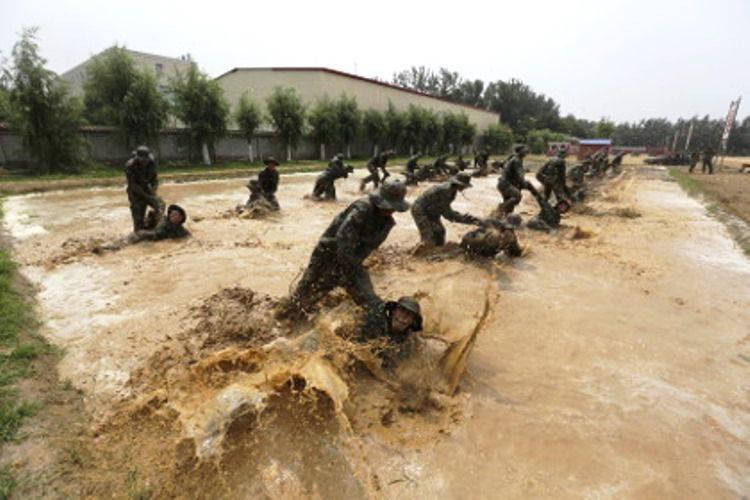 Brezilyalı eğitmenler Çinlilere ormanda savaşmayı öğretecekler