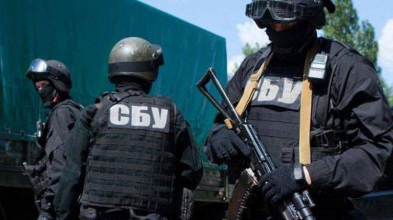 SBU a annoncé la détention de son colonel - un agent pro-russe