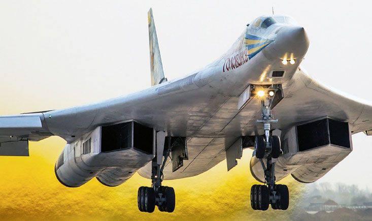 Tu-160M2: abîme ou décollage