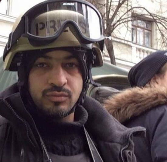 Delilik güçlüydü. VRU milletvekili Mustafa Nayem, devriye memurunun pozisyonu için bir anket doldurdu