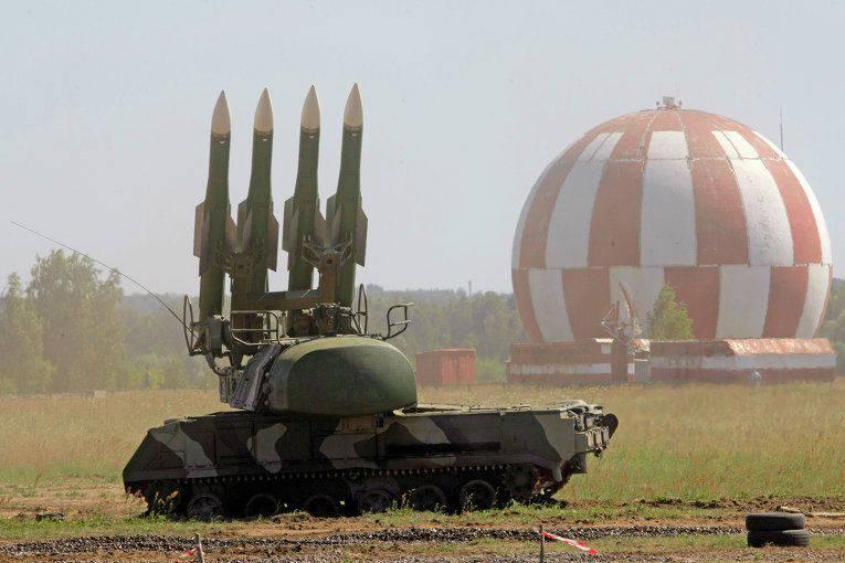 In Russia, sono iniziati i lavori per lo sviluppo della linea di complessi Buk
