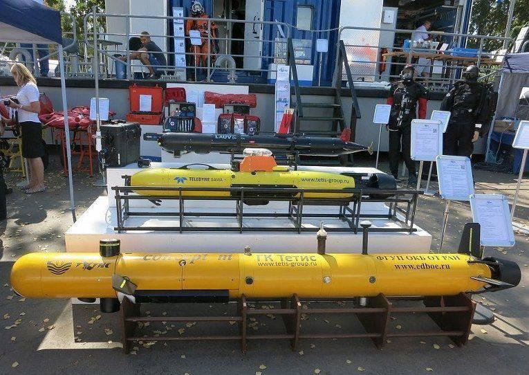 Rus denizaltı Kavramı M, İzlandalı meslektaşı yerini alacak