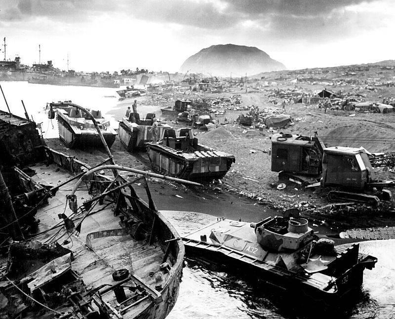 Bataille d'Okinawa. Plans d'invasion du Japon