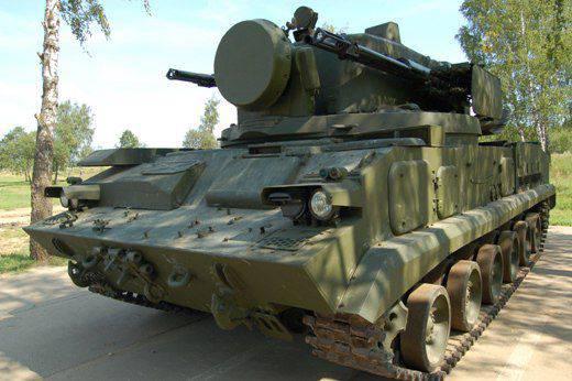 """ロシアの致命的な """"Tunguska""""  - 外国軍の羨望と賞賛"""