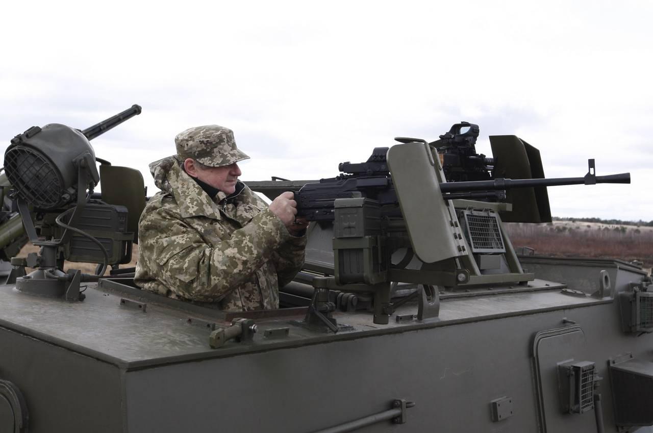 Ополчение победило украинскую хунту