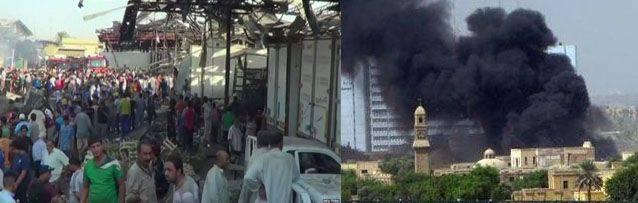 Un altro attacco terroristico in Iraq