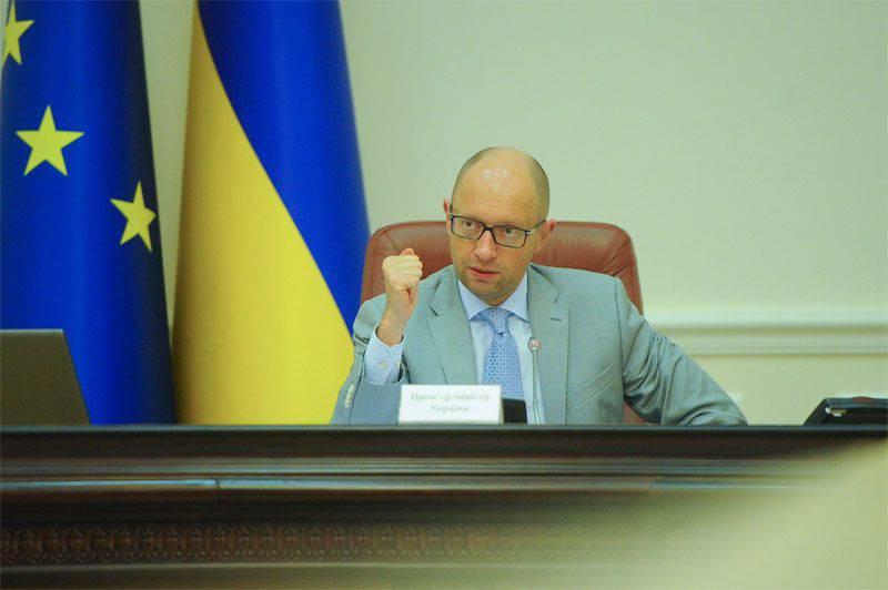 Yatsenyukは、ポーランドの電力システムを支援するよう命令しました
